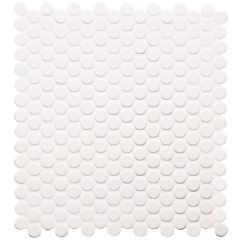 Original Style Moonbeam Penny Round Mosaic 292 x 310mm