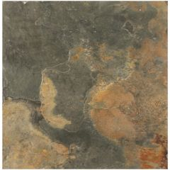 Original Style Burnt Sienna Natural Slate (300 x 300mm, 400 x 400mm)