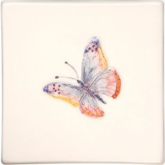 Original Style Butterflies Painted Lady 10 x 10cm
