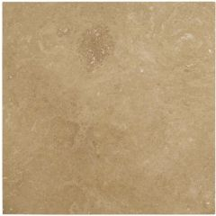 Original Style Byzantine Bronze Filled & Honed Travertine (203 x 203mm, 406 x 406mm)