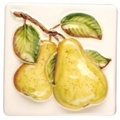 Original Style Coupe De Fruits Pears - clematis
