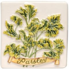 Original Style Jardin D'Herbes Parsley Tile 10 x 10cm
