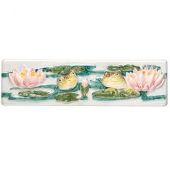 Original Style Lily Pond Frog Tales Border