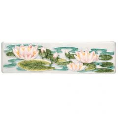 Original Style Lily Pond Water Lily Border