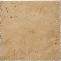 Original Style Umbrian Gold Unfilled & Honed with Chipped Edges Travertine (203 x 203mm, 305 x 305mm, 406 x 406mm)