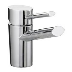 Bristan Oval Basin Mixer Tap with Eco-Click (no waste)