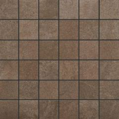 Porcelanosa Deep Brown Nature Mosaic 29.7 x 29.7cm