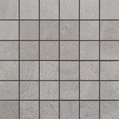 Porcelanosa Deep Light Grey Nature Mosaic 29.7 x 29.7cm