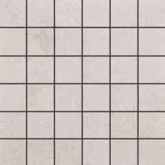 Porcelanosa Deep White Nature Mosaic 29.7 x 29.7cm