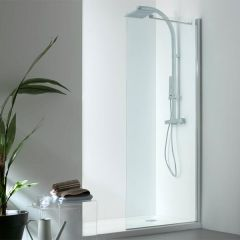 Porcelanosa Inter 1 Walk-In Shower Enclosure