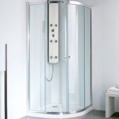 Porcelanosa Inter 6 Sliding Shower Door