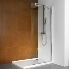 Porcelanosa Neo 1 90 Walk-In Shower Panel