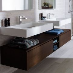 Porcelanosa Ras Bathroom Collection