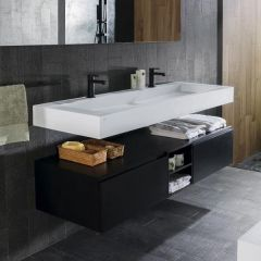 Porcelanosa Ras Krion Wall Hung Washbasin & Worktop