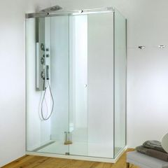 Porcelanosa Silke 5 80 Walk-In Shower Panel