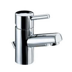 Bristan Prism Basin Mixer Tap with Eco-Click & Pop-up Waste