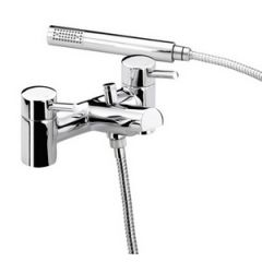 Bristan Prism Pillar Bath Shower Mixer Tap