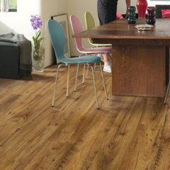 Quick-Step Eligna Wide Reclaimed Chestnut Antique Planks