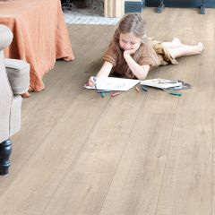 Quick-Step Impressive Ultra Saw Cut Oak Beige Planks