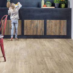 Quick-Step Livyn Balance Click + Canon Oak Light Brown Planks