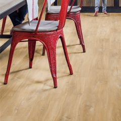 Quick-Step Livyn Balance Click + Canon Oak Natural Planks