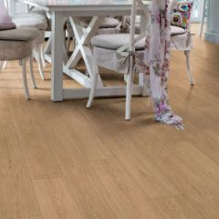 Quick-Step Livyn Balance Click + Contemporary Oak Light Natural Planks