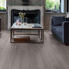 Quick-Step Livyn Balance Click + Silk Oak Dark Grey Planks