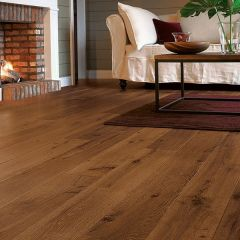 Quick-Step Perspective Vintage Oak Dark Varnished Planks