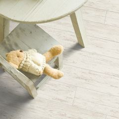 Quick-Step Perspective White Brushed Pine Planks