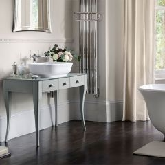 Bisque Quill Towel Radiator