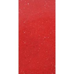 Quartz Stone Red Mirror 60 x 30cm
