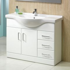 Richmond 105 Base Unit & Basin