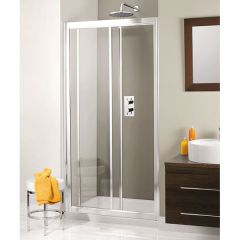 Simpsons Supreme Single Slider Shower Door