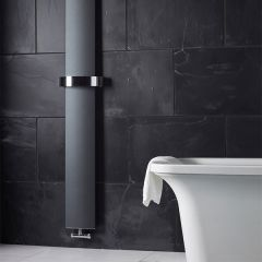Bisque Svelte Towel Radiator