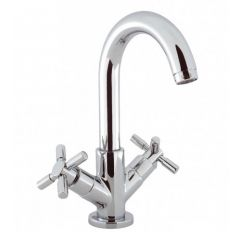 Crosswater Totti Basin Monobloc Tap with Pop-Up Waste