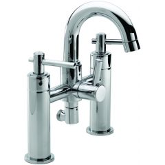 Trio Lever Head Bath Shower Mixer Tap