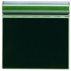 Original Style Skirting Victorian Green
