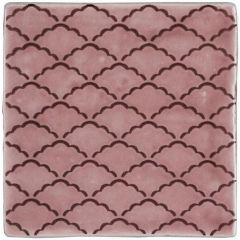Winchester Residence Manoir Nuage Tayberry Tile 13 x 13cm