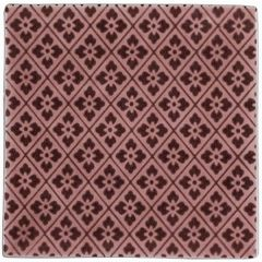 Winchester Residence Manoir Provence Tayberry Tile 13 x 13cm