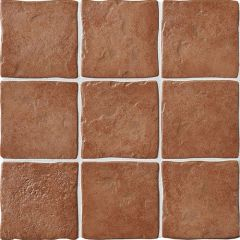 Zanzibar Cotto Ceramic Wall Tile 10 x 10cm