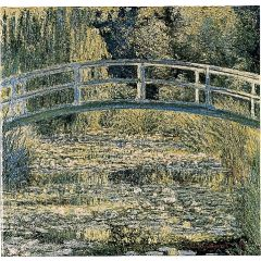 Original Style Claude Monet: The Water-Lily Pond