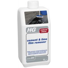 HG Natural Stone, Cement & Lime Film Remover