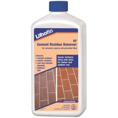 Lithofin KF Cement Residue Remover 1Ltr