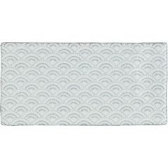 Winchester Residence Fabrique Picot Dove Grey Tile 10 x 20cm