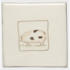 Winchester Classic Polly Pig 10.5 x 10.5cm