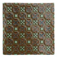 Winchester Residence Ormeaux on Chestnut 13 x 13cm