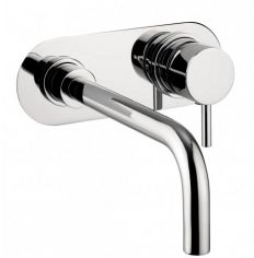 Central Basin 2 Hole Set Wall Mounted Tap