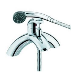 Bristan Java Single Lever Bath Shower Mixer Tap