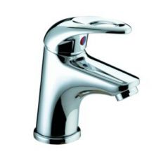 Bristan Java Small Basin Mixer Tap with Pop-up Waste