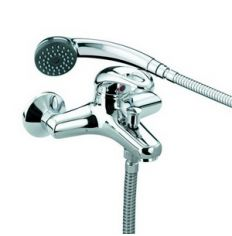 Bristan Java Wall Mounted Bath Shower Mixer Tap